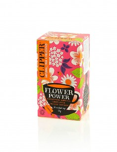 tisana flower power clipper