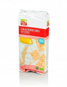 crackers di farro vegan